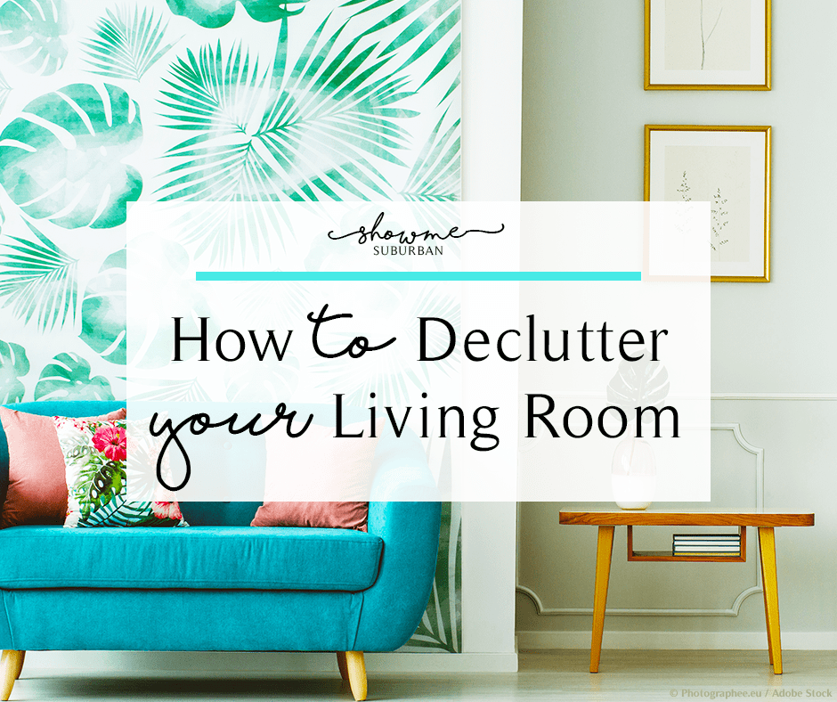 How to Declutter Your Living Room So You'll Love It Again ...