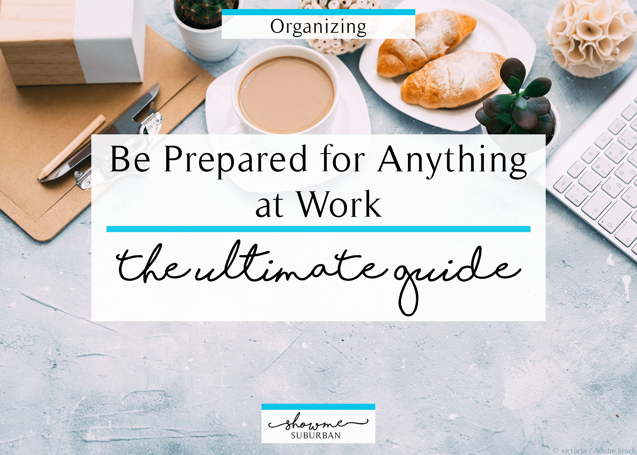 Has a completely avoidable wardrobe or hygiene fail ever derailed your workday? These tips will give you lots of ideas of products and supplies to keep on hand so you'll be prepared for anything at work.